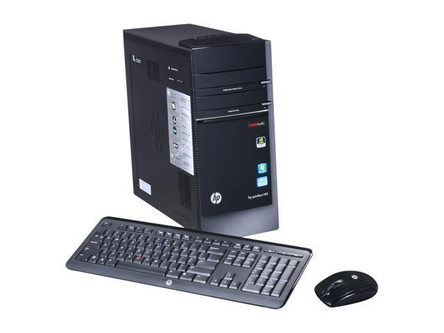HP Desktop PC Pavilion Elite h8-1040 (QN562AA#ABA) Intel Core i7 2600 (3.40 GHz) 10 GB DDR3 1.5 TB HDD Windows 7 Home Premium 64-bit