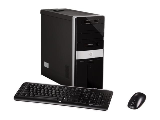 Famous Brand Desktop PC TS-0009M-C2Q980 Core 2 Quad Q6600 (2.40 GHz) 2GB 500 GB HDD NO OS