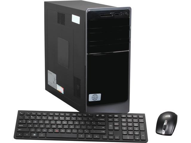 Famous Brand Desktop PC TS-9021-7P-W8EN Intel Core i3 2120 (3.30 GHz) 4GB 1 TB HDD Windows 8