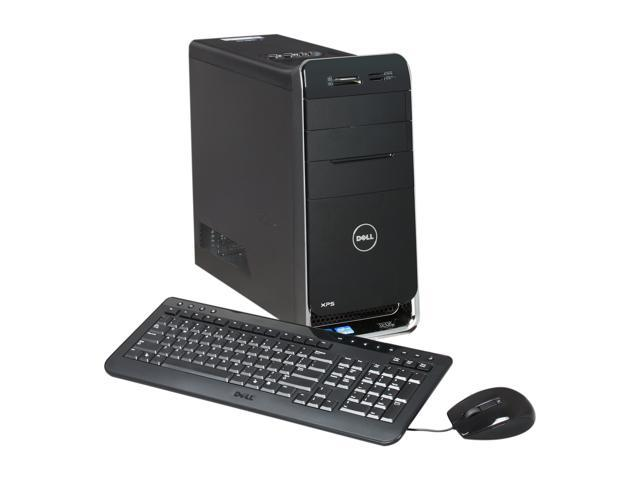 DELL Desktop PC XPS 8300 (X8300-196NBK) Intel Core i5 2300 (2.80 GHz) 6 GB DDR3 1 TB HDD Windows 7 Home Premium 64-bit