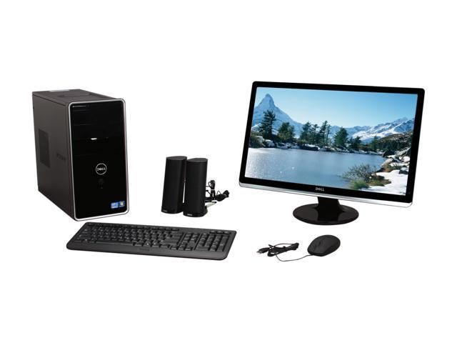 dell desktop pc inspiron 620 i620 6028bk intel core i5 2320 ghz 6 gb ddr3 500 gb hdd. Black Bedroom Furniture Sets. Home Design Ideas