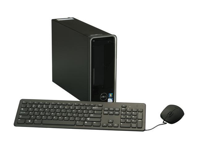DELL Desktop PC Inspiron 660s (i660s-2308BK) Pentium G630 (2.70 GHz) 4 GB DDR3 500 GB HDD Intel HD Graphics Windows 7 Home Premium 64-Bit