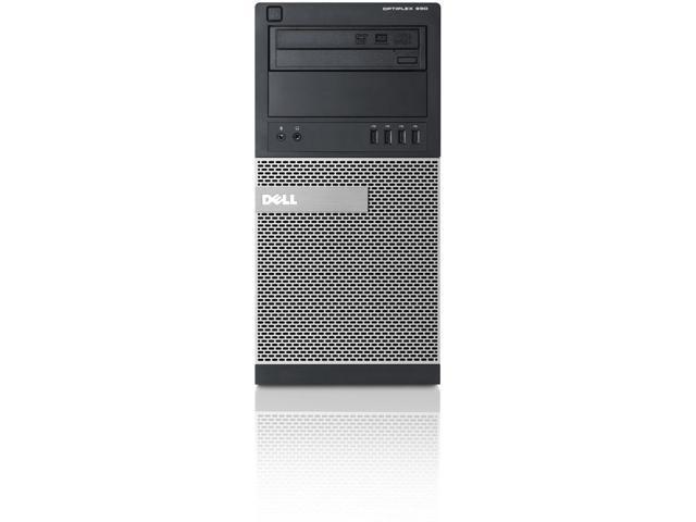 DELL Desktop PC OptiPlex 990 MT (469-2327) Intel Core i7 2600 (3.40 GHz) 4GB 500 GB HDD Windows 7 Professional 64-Bit