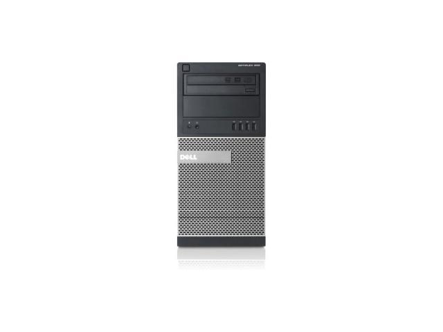 DELL OptiPlex Desktop PC Intel Core i5 Standard Memory 4 GB Memory Technology DDR3 SDRAM 250GB HDD Windows 7 Professional