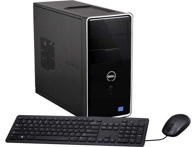 DELL Desktop PC Inspiron i660-4033BK Intel Core i5 3330 (3.00 GHz) 6 GB DDR3 1 TB HDD Windows 8