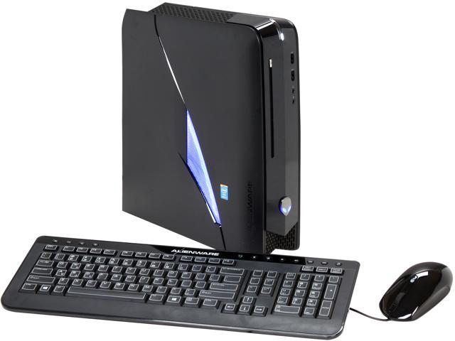 DELL Desktop PC Alienware X51 (AX51R2-9300BK) Intel Core i7 4770 (3.40 GHz) 8 GB DDR3 1 TB HDD Windows 8