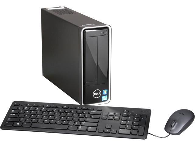 DELL Desktop PC Inspiron 660s (i660s-3902BK) Intel Core i3 3240 (3.40 GHz) 4 GB DDR3 1 TB HDD Intel HD Graphics 2500 Windows 7 Professional