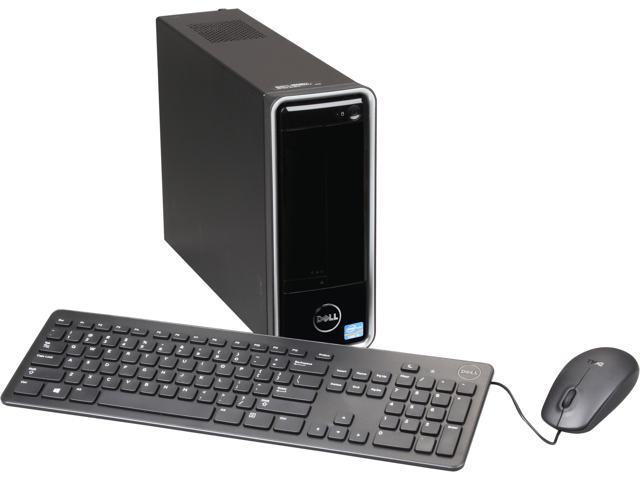 DELL Desktop PC Inspiron 660s (i660s-2313BK) Intel Core i3 3240 (3.40 GHz) 4 GB DDR3 1 TB HDD Intel HD Graphics 2500 Windows 8