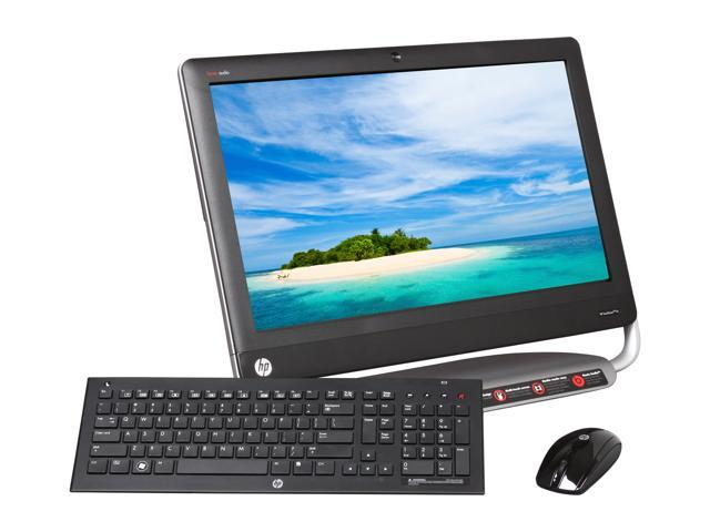 HP All-in-One PC TouchSmart 520-1070 (QP792AA#ABA) Intel Core i7 2600S (2.80 GHz) 8 GB DDR3 2 TB HDD 23