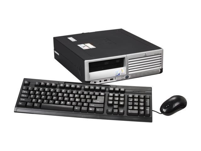 HP Desktop PC DC7700 Core 2 Duo 2.40 GHz 2GB 500 GB HDD Windows 7 Home Premium
