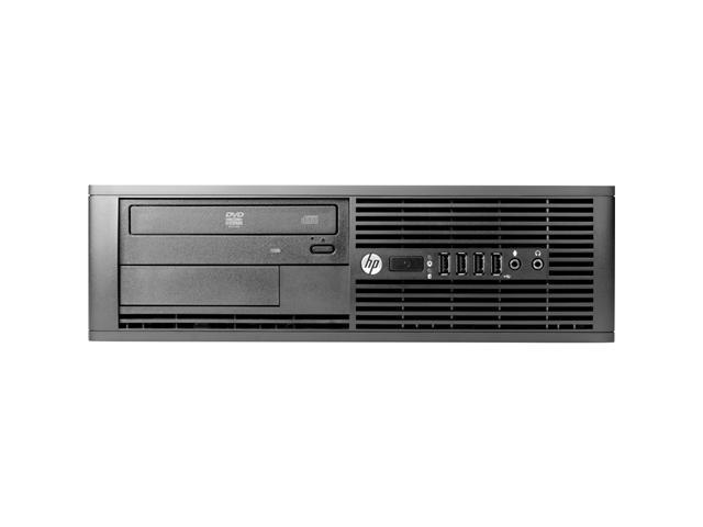 HP Desktop PC Business Desktop Pentium Processor Speed 3.06 GHz Processor Model E6600 Standard Memory 4 GB Memory Technology ...