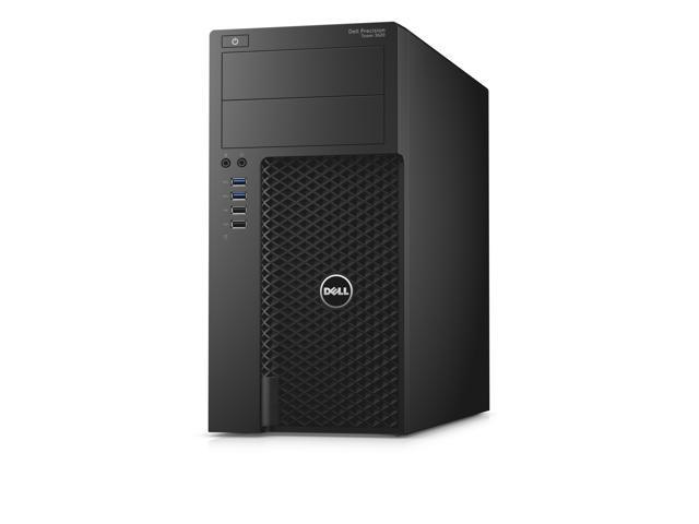 Dell Precision T3620 Intel Xeon E3-1240 v5 X4 3.5GHz 16GB 1TB Win10,Black(Certified Refurbished)