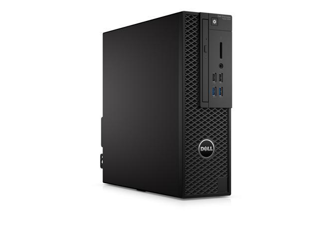 Dell Precision T3420 Intel Core i7-6700 X4 3.4GHz 32GB 512GB SSD Win10,Black(Certified Refurbished)