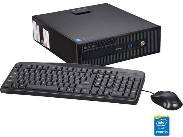 HP Grade A Desktop Computer 800 G1