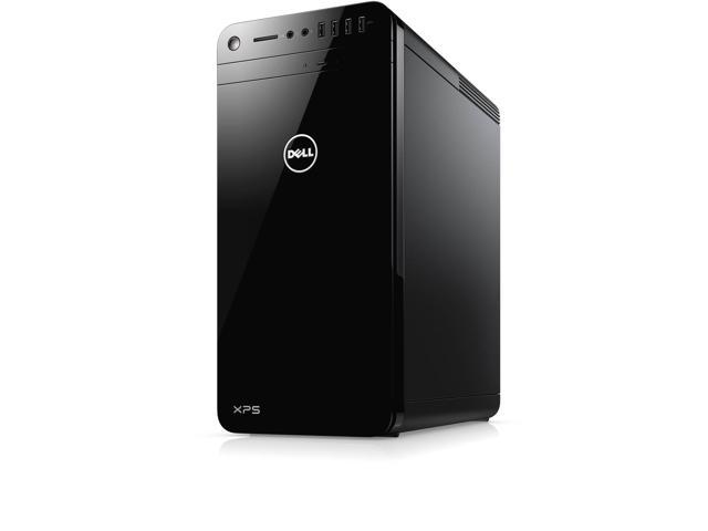 Dell XPS 8910 Intel Core i7-6700 X4 3.4GHz 16GB 1TB Win10, Black (Scratch and Dent)