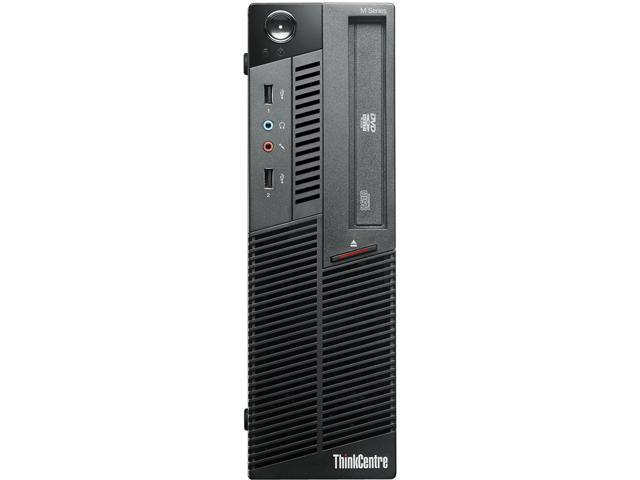 Lenovo ThinkCentre M90 5485A3U Desktop Computer Core i3 i3-530 2.93GHz - Small Form Factor - Black