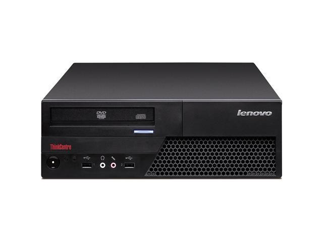Lenovo Desktop PC ThinkCentre Pentium Dual Core Processor Speed 2.80 GHz Processor Model E6300 Standard Memory 2 GB Memory ...