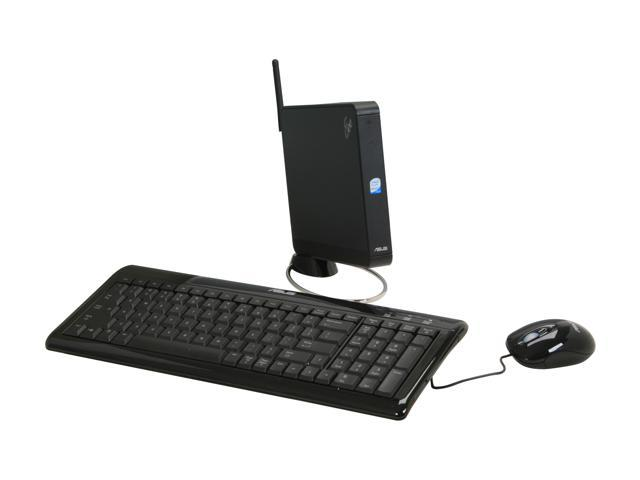ASUS Desktop PC Eee Box EBXB202-BLK-E0002 Intel Atom N270 (1.60 GHz) 1 GB DDR2 160 GB HDD Intel GMA 950 Linux EZOS