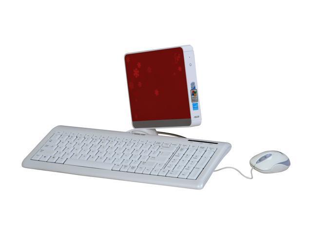 ASUS Desktop PC Eee Box EBXB202-PNK-X0031 Intel Atom N270 (1.60 GHz) 1 GB DDR2 160 GB HDD Intel GMA 950 Windows XP Home