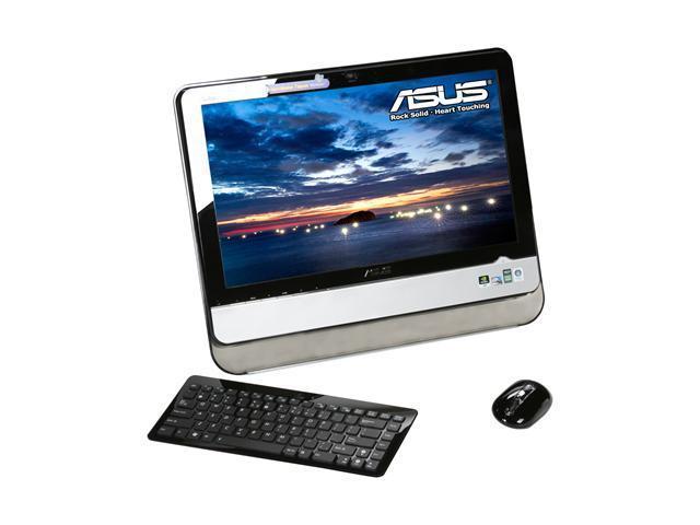 ASUS Desktop PC Eee Top ET2002-B024C Intel Atom N330 (1.60 GHz) 2 GB DDR2 320 GB HDD 20
