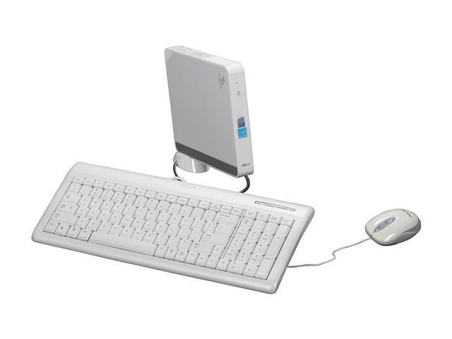 ASUS Nettop Eee Box EBXB202-WHT-L0039 Intel Atom N270 (1.60 GHz) 1 GB DDR2 160 GB HDD Linux