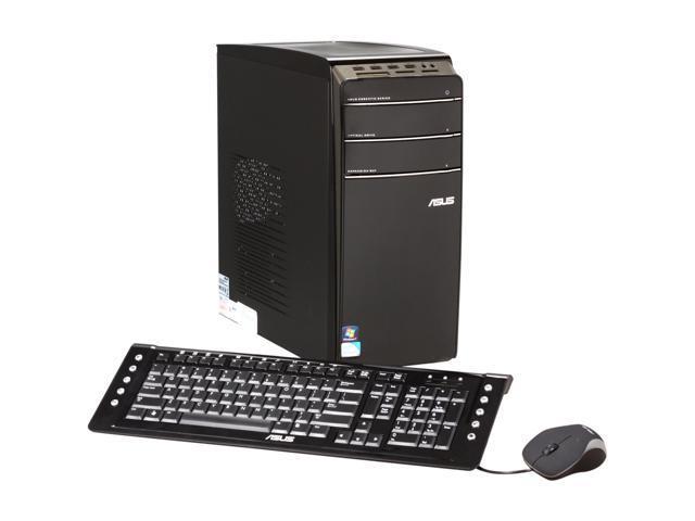 ASUS Desktop PC CM5671-05 Pentium E5500 (2.80 GHz) 4 GB DDR3 1 TB HDD Windows 7 Home Premium 64-bit