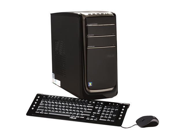 ASUS Desktop PC Essentio CG1330-05 Phenom II X6 1035T (2.6 GHz) 8 GB DDR3 1 TB HDD Windows 7 Home Premium 64-bit
