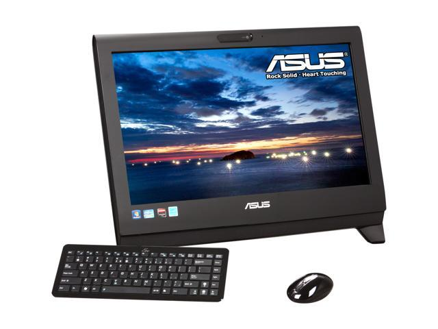 """ASUS All-in-One PC Eee Top ET2400IGTS-B008E Intel Core i5 2400S (2.50 GHz) 6 GB DDR3 1 TB HDD 23.6"""" Touchscreen Windows 7 ..."""