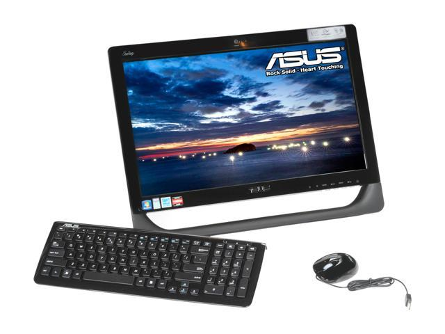 ASUS All-in-One PC Eee Top ET2010AGT-B017E Athlon II X2 250u (1.6 GHz) 2 GB DDR3 500 GB HDD 20
