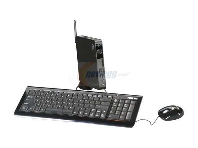 ASUS Desktop PC Eee Box EB1012-B0257 Intel Atom N330 (1.60 GHz) 2 GB DDR2 160 GB HDD Windows 7 Home Premium