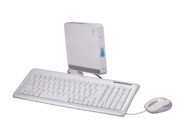 ASUS Nettop Eee Box EBXB202-WHT-L0039 Intel Atom N270 (1.60 GHz) 1 GB DDR2 160 GB HDD Intel GMA 950 Linux