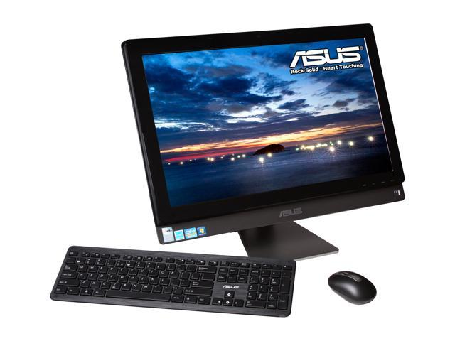"ASUS All-in-One PC ET2410IUTS-B044C Intel Core i5 2320 (3.00 GHz) 6 GB DDR3 500 GB HDD 23.6"" Touchscreen Windows 7 Home Premium ..."