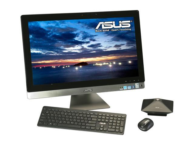 ASUS All-in-One PC ET2701INKI-B046C Intel Core i7 3770s (3.10 GHz) 8 GB DDR3 2 TB HDD 27