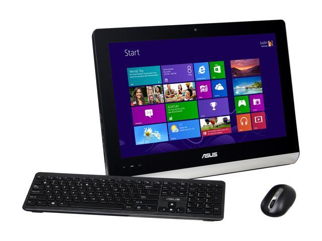 ASUS All-in-One PC Eee Top ET2220IUTI-B019K Intel Core i5 3330 (3.00 GHz) 8 GB DDR3 1 TB HDD 21.5