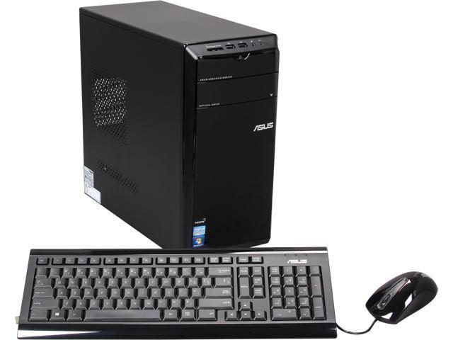 ASUS Desktop PC CM6730-US005O Intel Core i7 3770 (3.40 GHz) 16 GB DDR3 2 TB HDD Windows 7 Home Premium