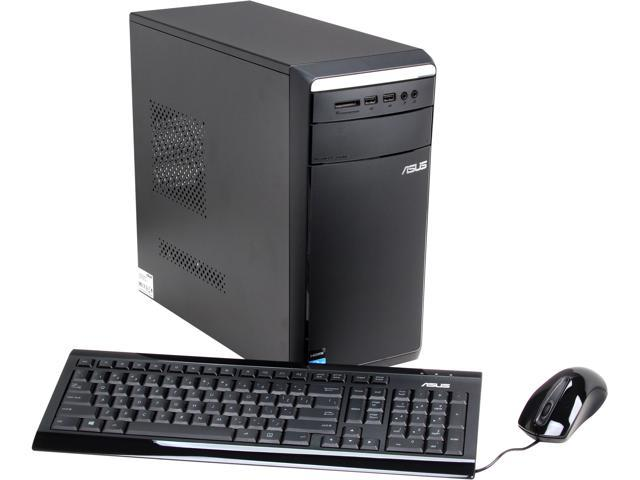 ASUS Desktop PC M11AA-US002S Intel Core i3 3220T (2.80 GHz) 16 GB DDR3 3 TB HDD Windows 8
