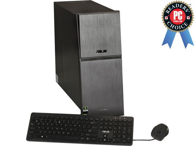 ASUS Desktop PC G10AC-US003S Intel Core i5 4670 (3.40 GHz) 8 GB DDR3 1 TB HDD Windows 8