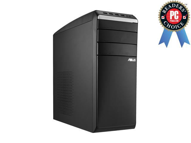ASUS Desktop PC M51AC-US005S Intel Core i5 4430S (2.7 GHz) 16 GB DDR3 3 TB HDD Windows 8