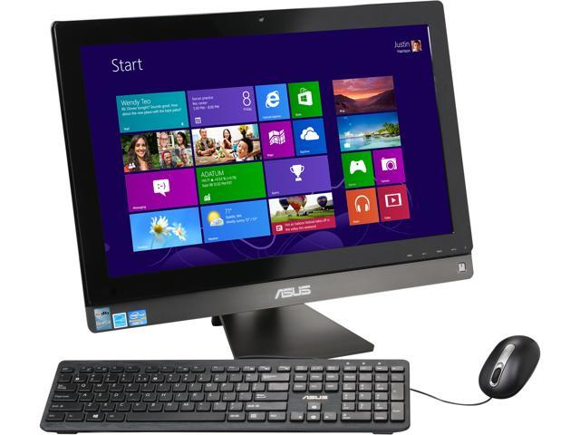 ASUS All-in-One PC ET2411IUKI-06 Intel Core i3 3220 (3.30 GHz) 6 GB DDR3 1 TB HDD 23.6