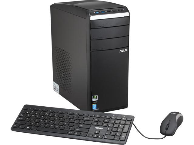 ASUS Desktop PC M51AC-US016S Intel Core i5 4430 (3.00 GHz) 8 GB DDR3 1 TB HDD Windows 8