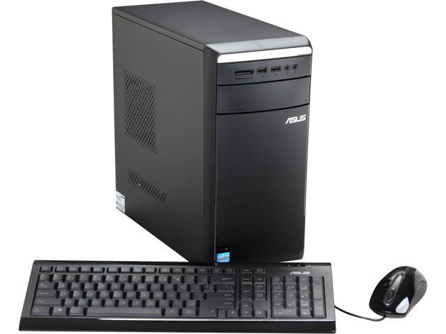 ASUS Desktop PC M11AA-US005S Intel Core i3 3240 (3.40 GHz) 8 GB DDR3 1 TB HDD Intel HD Graphics 2500 Windows 8