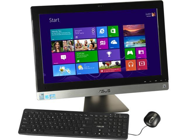 "ASUS All-in-One PC ET2411IUKI-06 Intel Core i3 3220 (3.30 GHz) 6 GB DDR3 1 TB HDD 23.6"" Windows 8"