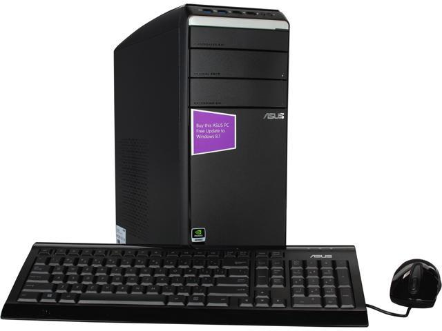 ASUS Desktop PC M51AC-US018S Intel Core i7 4770 (3.40 GHz) 16 GB DDR3 1 TB HDD Windows 8 64-bit