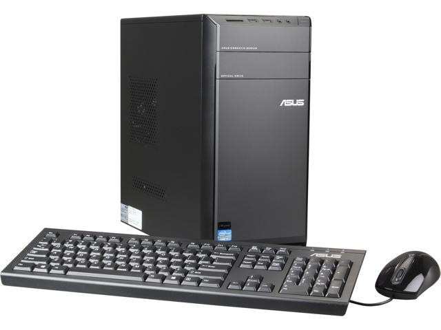 ASUS Desktop PC CM6340-CA002S (DTASCM6340CA002) Intel Core i7 3770 (3.40 GHz) 8GB 2 TB HDD Windows 8