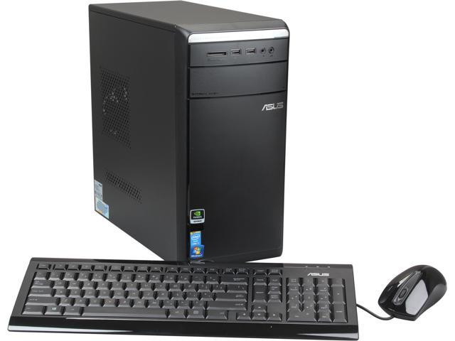 ASUS Desktop PC M11AD-US005O Intel Core i7 4770S (3.10 GHz) 16 GB DDR3 2 TB HDD NVIDIA GeForce GT 620 Windows 7 Home Premium