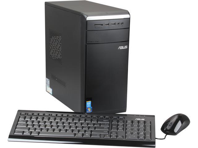 ASUS Desktop PC M11AD-US008O Intel Core i5 4440s (2.80 GHz) 12 GB DDR3 1 TB HDD Windows 7 Home Premium