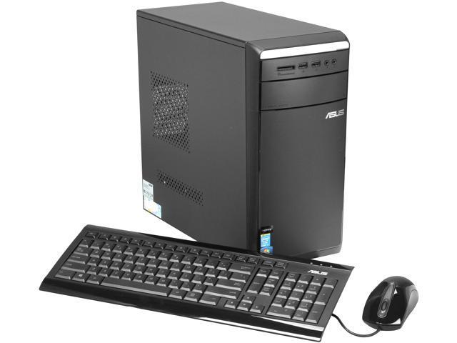 ASUS Desktop PC M11AA-US004Q Intel Core i5 3340S (2.80 GHz) 4 GB DDR3 500 GB HDD Windows 7 Professional