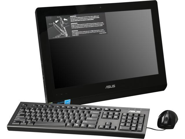 ASUS All-in-One Computer A6410-B1 Intel Core i3 4160T (3.10 GHz) 4 GB DDR3 500 GB HDD 21.5