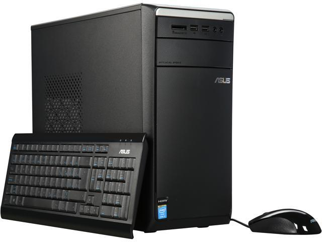 ASUS Desktop Computer M11AD-CA008S Intel Core i3 4150 (3.50 GHz) 12 GB 1 TB HDD Intel HD Graphics 4400 Windows 8.1