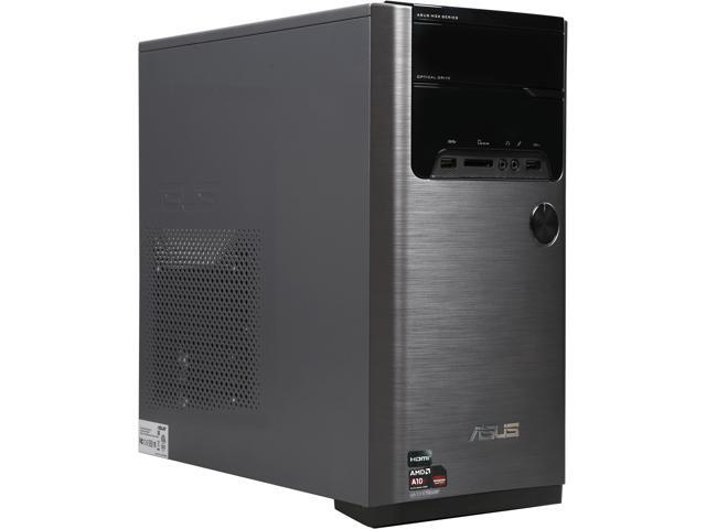 ASUS Desktop PC M32BF-B03 A10-6000 Series A10-6700 (3.70 GHz) 8 GB 1 TB HDD Wi-Fi + Bluetooth Windows 8.1